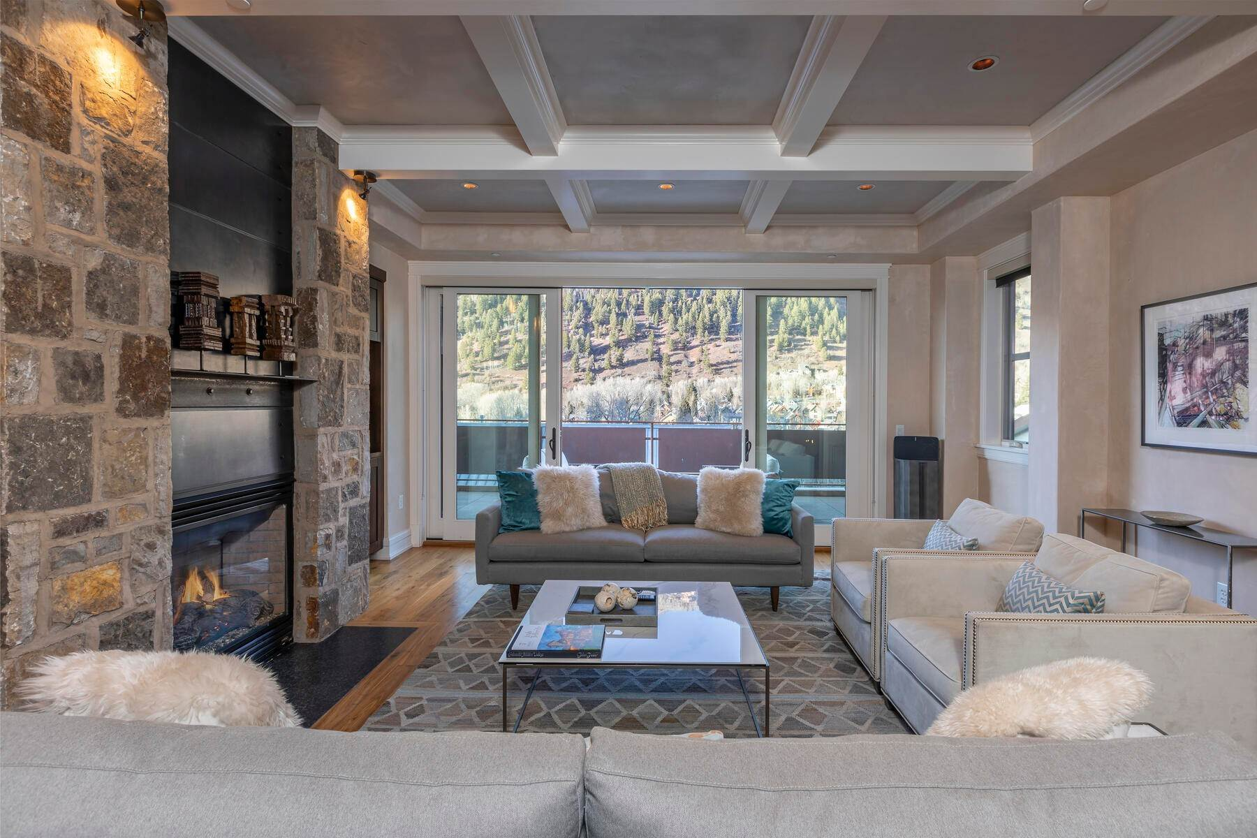 Condominiums for Sale at Element 52 - South 2A 398 S Davis Street, South 2A Telluride, Colorado 81435 United States