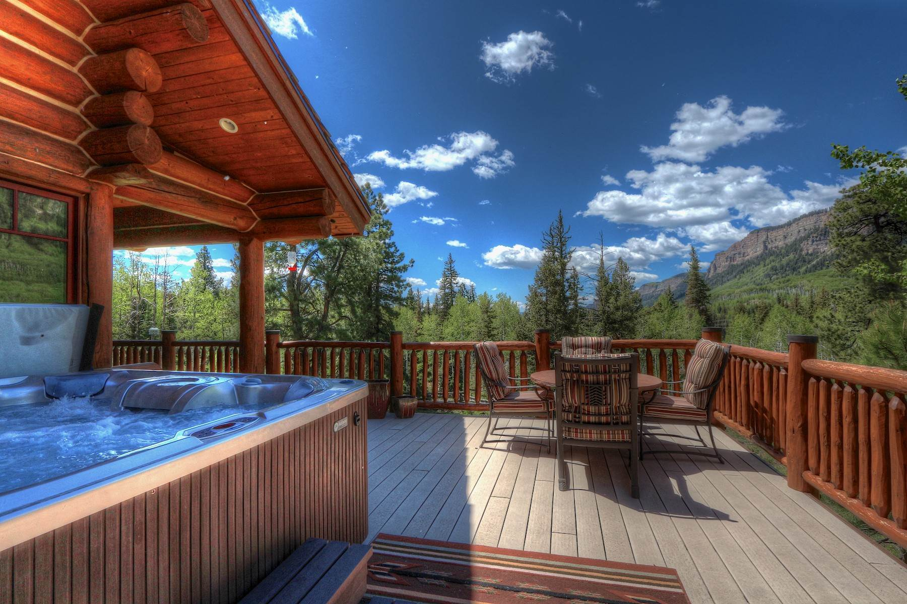 6. Single Family Homes for Sale at 246 Pinnacle View Drive Durango, Colorado 81301 United States