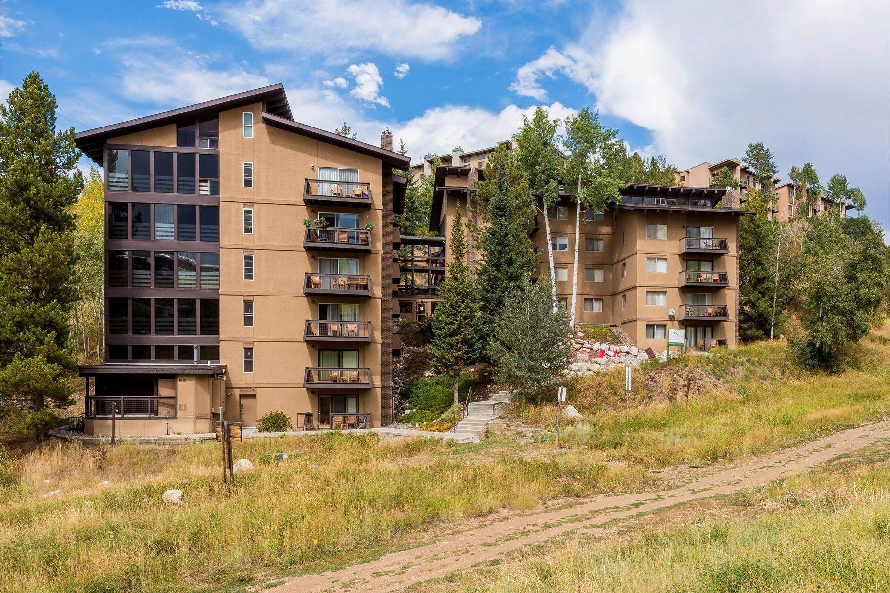 Condominiums for Sale at Ski In/Out at Storm Meadows 2275 Storm Meadows Dr., Unit 32 Steamboat Springs, Colorado 80487 United States
