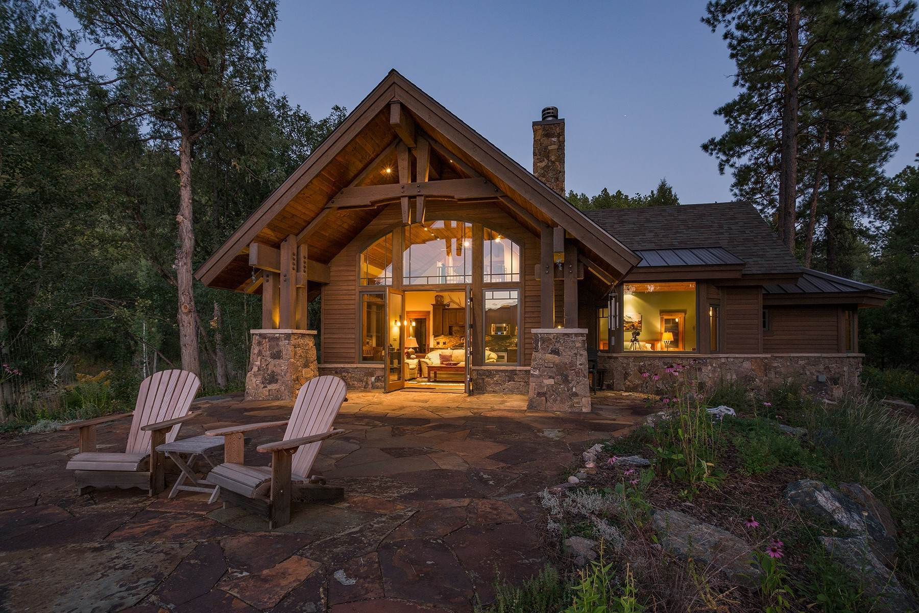 Single Family Homes for Sale at The Cottage at Becket Lake 400 Becket Lake Drive Durango, Colorado 81301 United States