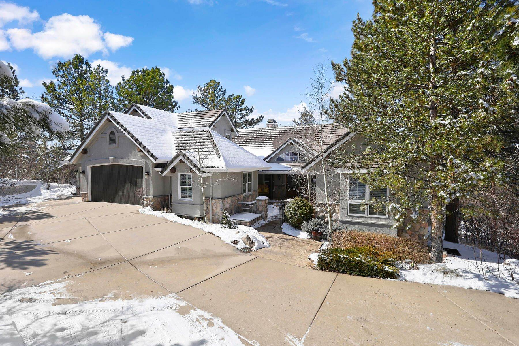 Single Family Homes for Sale at 898 Anaconda Court, Castle Rock, Co, 80108 898 Anaconda Court Castle Rock, Colorado 80108 United States