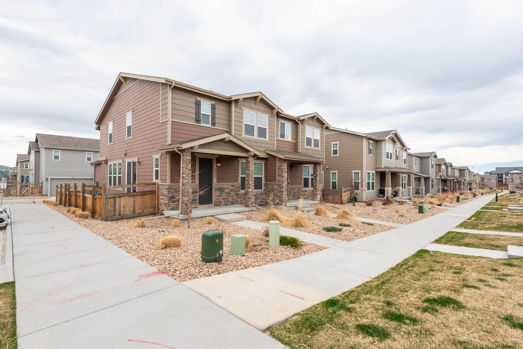Duplex Homes for Sale at 21945 E Quincy Place, Aurora, Co, 80015 21945 E Quincy Place Aurora, Colorado 80015 United States