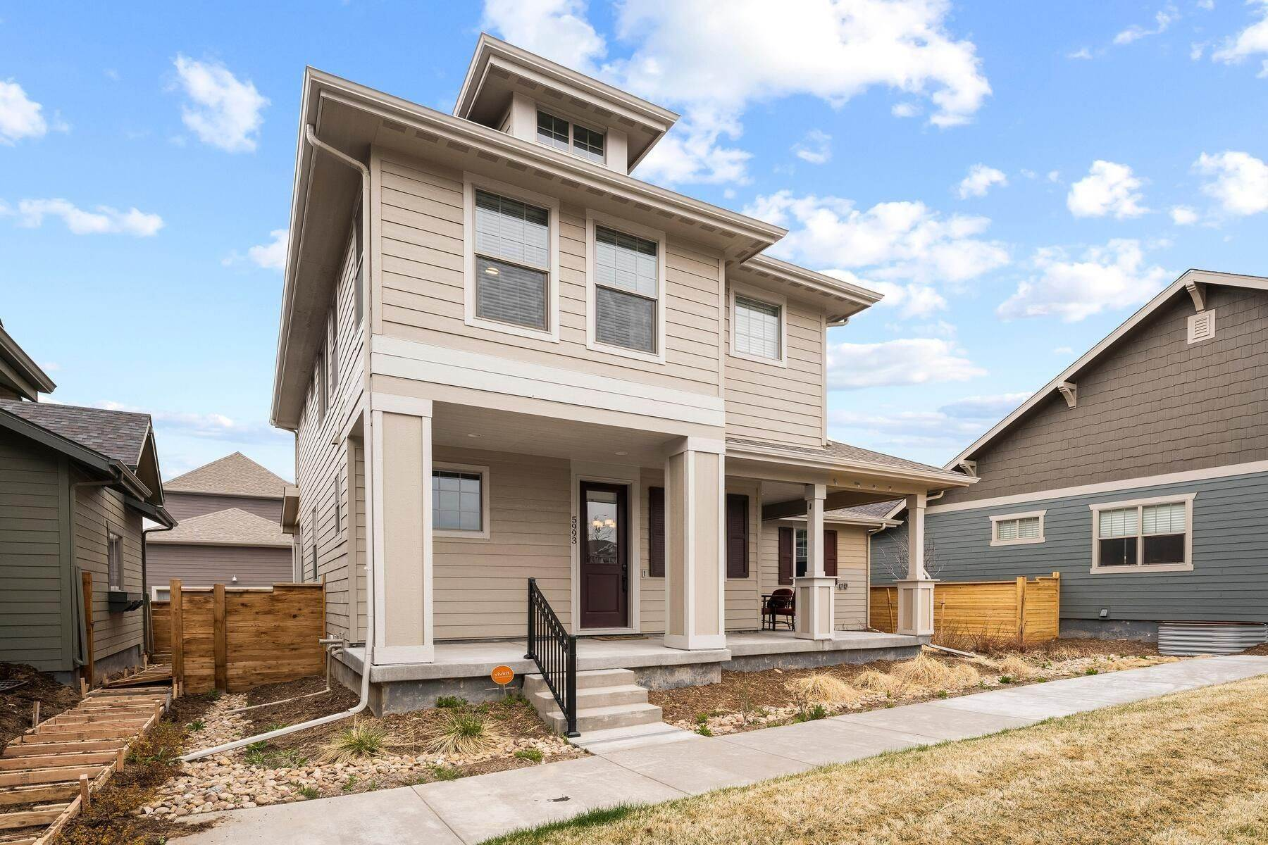 Single Family Homes for Sale at 5993 Florence Street, Denver, Co, 80238 5993 Florence Street Denver, Colorado 80238 United States