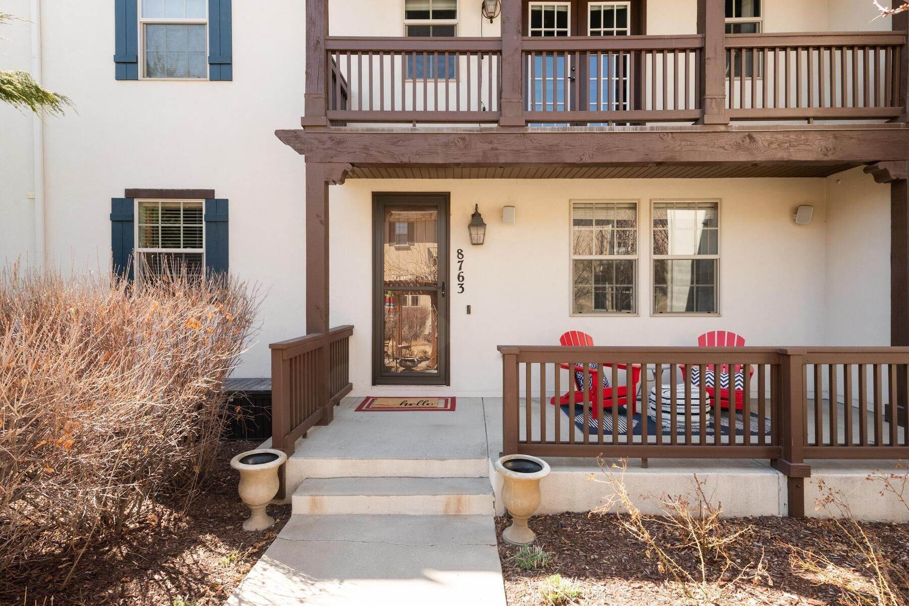 Duplex Homes for Sale at Beautiful Half-Duplex! 8763 E 29th Place Denver, Colorado 80238 United States