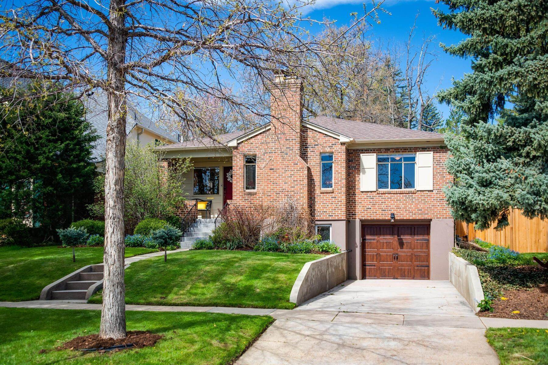 Single Family Homes for Sale at 865 13th Street, Boulder, CO, 80302 865 13th Street Boulder, Colorado 80302 United States